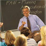 PAW Teaching Session